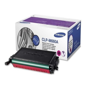 Касета за Samsung CLP-M660A - ST919A - Magenta - заб.: 2000k image