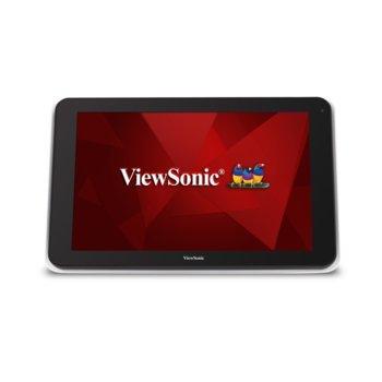 """Дисплей ViewSonic EP1042T, тъч дисплей, 10.1"""" (25.65 cm), WXGA, HDMI image"""
