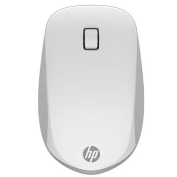 Мишка HP Z5000 Bluetooth Mouse (E5C13AA), оптична, безжична, Bluetooth, бяла image