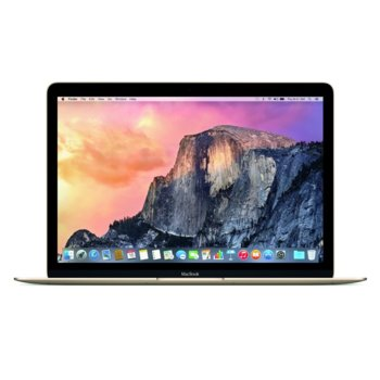 Apple MacBook 12 Gold MNYK2ZE/A_Z0U10002U/BG product