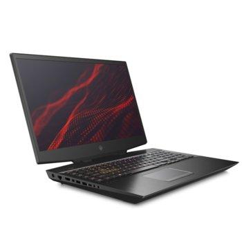 "Лаптоп HP Omen 17-cb0000nu (7KG21EA), осемядрен Coffee Lake Intel Core i9-9880H 2.3/4.8 GHz, 17.3"" (43.94 cm) Full HD IPS 144 Hz Display & GeForce RTX 2080 8GB, (mDP), 32GB DDR4, 512GB SSD & 1TB HDD, 1x Thunderbolt 3, Free DOS image"