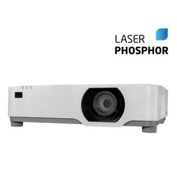 Проектор NEC PE455WL, 3LCD, WXGA (1280x800), 500000:1, 4500 lm, HDMI, VGA, USB image