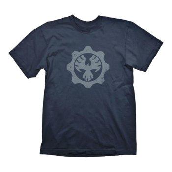 Тениска Gaya Entertainment Gears of War 4 Phoenix Omen, размер L, синя image