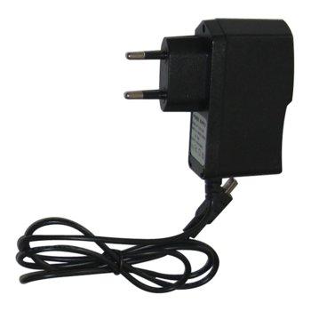 Зарядно устройство Privileg GPS-Travel Charger, от контакт към USB mini, 5V/2A, черно image