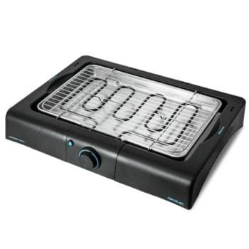 Грил-Скара Cecotec PerfectSteak 4200 Way, емайлиран корпус, регулируема височина на решетката, индикатор за включване / изключване, 2400W image