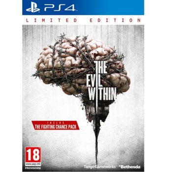 The Evil Within Limited Edition product