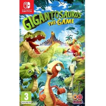 Игра за конзола Gigantosaurus The Game, за Nintendo Switch image