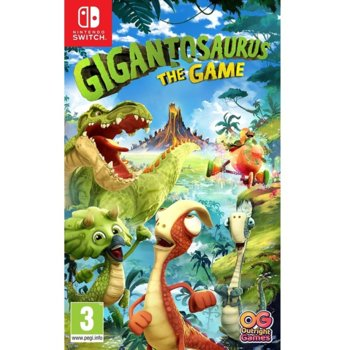 Игра за конзола Gigantosaurus The Game, за Nintendo Switch image