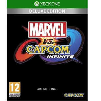 Marvel vs. Capcom: Infinite Deluxe Edition product