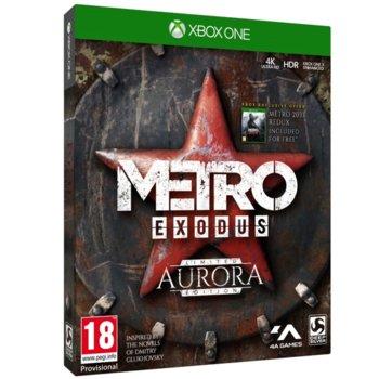 Игра за конзола Metro: Exodus - Aurora Limited Edition, за Xbox One image