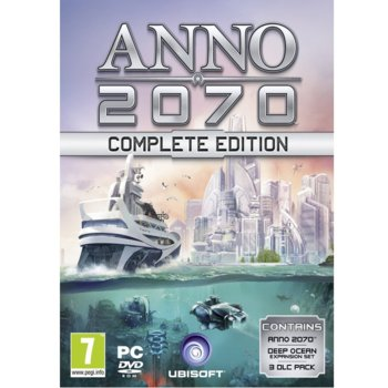 Anno 2070 Complete Edition product