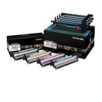 Imaging Kit за LEXMARK C540/C543/C544/X543/X544 - Black and Color Imaging Kit - P№ C540X74G - заб.: 30000k image