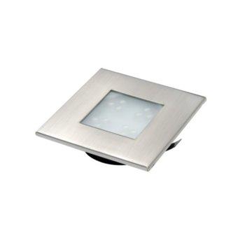LED мебелно осв. тяло, ORAX LRLH019031WCW, 1W, DC 12V, Студено бяла image