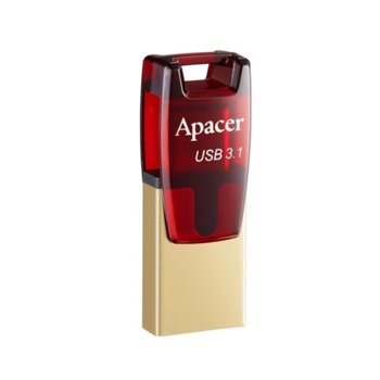 Apacer 32GB AH180 Red product