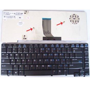 Клавиатура за HP Compaq 8510P 8510W 8510, US, черна image