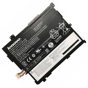 Батерия (оригинална) за лаптоп Lenovo, съвместима с LENOVO ThinkPad Tablet 10/ThinkPad 10, 7.5V, 4200mAh, image