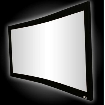 Elite Screens Curve235-158W product