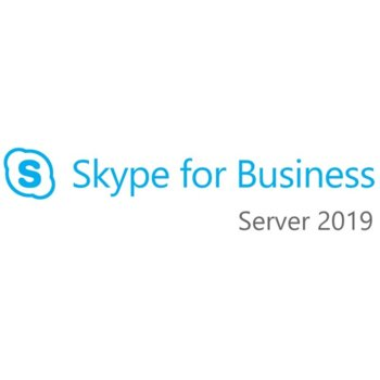 Софтуер Microsoft Skype for Business Server 2019, Open License image