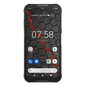 "Смартфон MyPhone Hammer Blade 3 (черен), 6.2"" (15.75 cm) IPS дисплей, осемядрен MTK6762V/CB 2GHz, 4GB RAM, 64GB Flash памет (+microSD слот), 48.0 & 8.0 MPix камера, Android, 245g image"