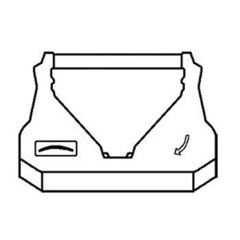 ЛЕНТА ЗА ПИШЕЩА МАШИНА OLIVETTI ET 121/ БУЛТЕКСТ 20/30/35 - Gr. 165C Неоригинален image