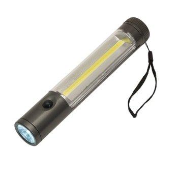 Фенер TOPS Bright Light, 2 светлинни режима, графит image