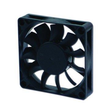 Вентилатор 70мм, EverCool EC7015M12BA, 2Ball, 3 Pin Molex, 3500rpm image