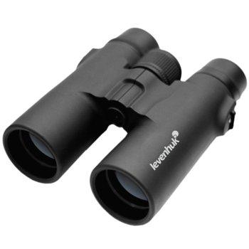 Бинокъл Levenhuk Karma Base 10x42, 10x оптично увеличение, 42mm диаметър на лещата, възможност за адаптиране към триножник image