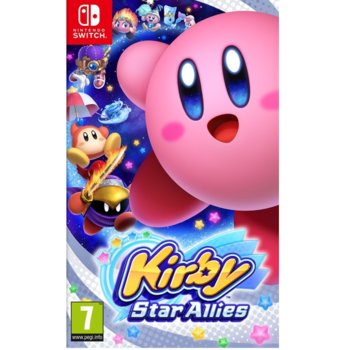 Игра за конзола Kirby Star Allies, за Switch image