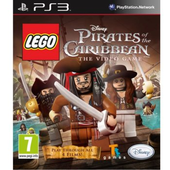 LEGO Pirates of the Caribbean: The Video Game product