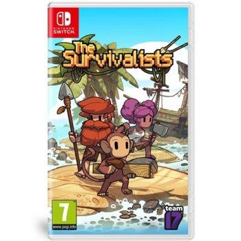 Игра за конзола The Survivalists, за Nintendo Switch image