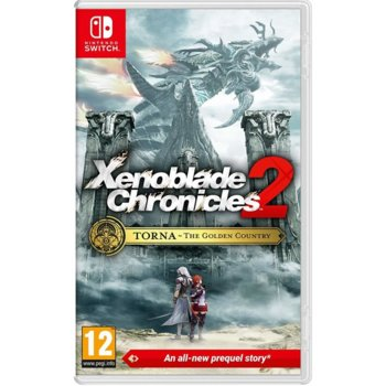 Xenoblade Chronicles 2: Torna ~ TGC Switch product