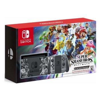 Nintendo Switch Super Smash Bros. Ultimate Ed. product