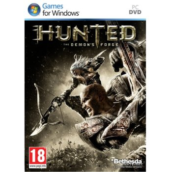 Игра Hunted: The Demon's Forge, за PC image