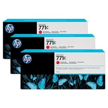 HP 771C (B6Y32A) Chromatic Red product