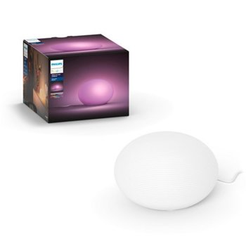 Philips HUE настолна лампа 9,5W,E27, Бяло product