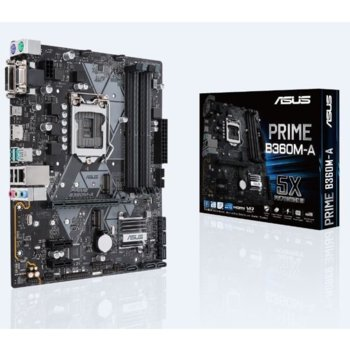 ASUS PRIME B360M-A product