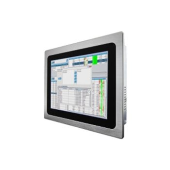 "Дисплей Winmate R10L100-PPT2, тъч дисплей, 10.4"" (26.41 cm), XGA, HDMI, VGA image"