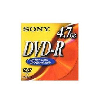 Оптичен носител DVD-R media 4.7GB, Sony 16x, 1бр. image