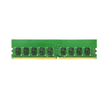 Памет 8GB Synology RAMEC2133DDR4-8G, DIMM, DDR4, 2133MHz, ECC Unbuffered, 1.2V, за Synology NAS сториджи RS4017xs+, RS3617xs+, RS3617RPxs image