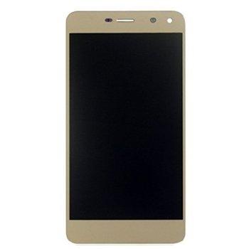 Дисплей за Huawei Y5 2017 / Y6 2017 LCD Original, с тъч,златист image