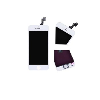 iPhone 5S LCD with touch assembly Original White product