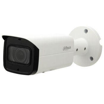 "IP камера mini-bullet IPC-HFW4631T-ASE-0360B, насочена ""bullet"" камера, 6Mpx(3072x2048/20fps), H.265+/H.265/H.264+/H.264, 3.6mm обектив, IR осветление (до 80 m), RJ-45, MicroSD слот, IP67, IK10 външна, вандалоустойчива, водоустойчива image"