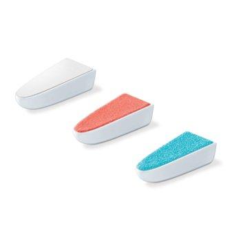 Приставки за уред за маникюр / педикюр Beurer MP 18, приствка за пилене, блясък и полиране на повърхността на ноктите image