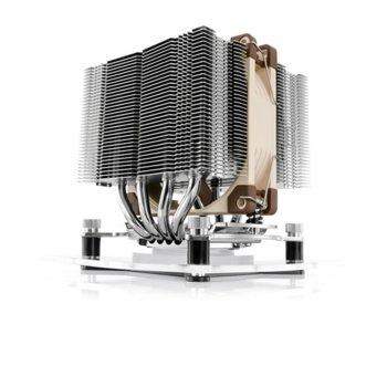 Охлаждане за процесор Noctua NH-D9L, LGA2011-0/LGA2011-3/LGA1156/LGA1155/LGA1151/LGA1150&AMD AM2/AM2+/AM3/AM3+/FM1/FM2/FM2+ image