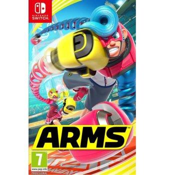 Игра за конзола Arms, за Switch image