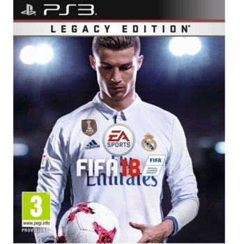 FIFA 18, за PS3 product