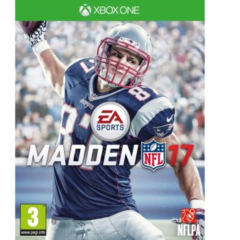 Madden NFL 17, product