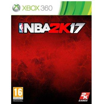 NBA 2K17 product