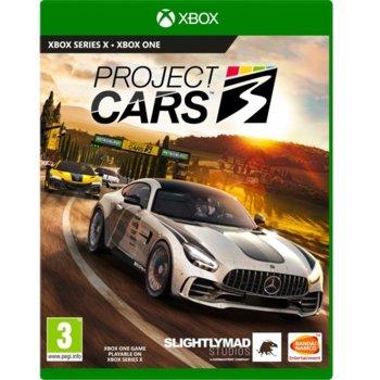 Игра за конзола Project Cars 3, за Xbox One image