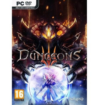 Dungeons 3  product
